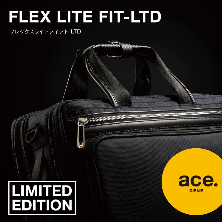 ace.GENE LABEL/FLEX LITE FIT-LTD LIMITED EDITION エース ジーンレーベル/フレックスライトフィット LTD