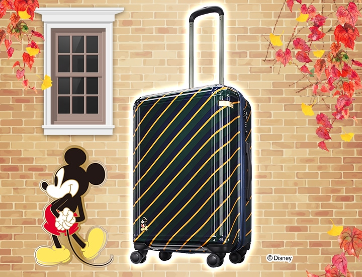 "CAMPING ""MICKEY""SUITCASE"