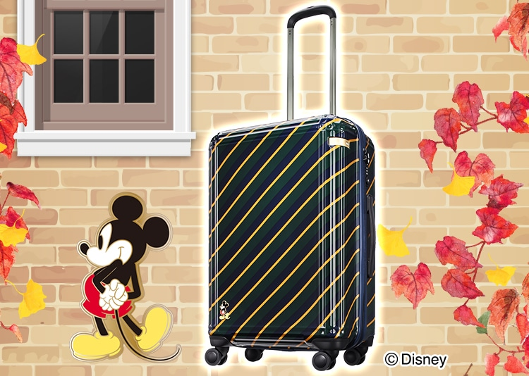 "PREPPY ""MICKEY""SUITCASE"