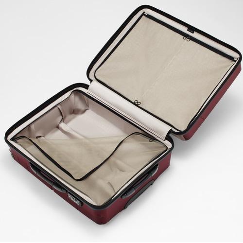 ≪Proteca/プロテカ≫ スタリアVs スーツケース 53リットル キャスターストッパー・ベアロンホイール搭載 3~5泊程度の旅行に  02952