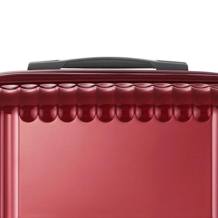 ≪ace. /エース≫ パリセイドZ スーツケース 98リットル 大容量・預入れ手荷物対応サイズ(国際基準157cm以内) 10泊~2週間程度のご旅行に 05585