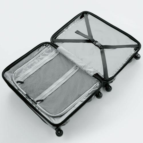 ≪ace./エース≫ ジェットパッカーs USBポート搭載タテ型スーツケース 機内持込み対応サイズ 05597
