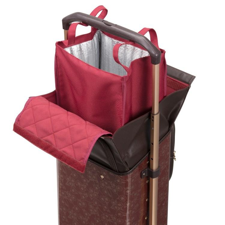 ≪ソエルテ≫ノイ シリーズ 普段のお使いがもっと快適に お買い物キャリー  小 06491