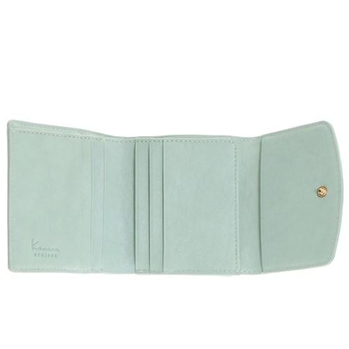 ≪Kanana project/カナナプロジェクト≫レガートウォレット☆小さめバッグにも使いやすい、人気のミニサイズウォレット 34561