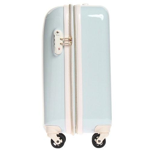 ≪JEWELNA ROSE/ジュエルナローズ≫ トロトゥール キャンディポケット スーツケース 機内持ち込み 34リットル 1-2泊におすすめ 39871