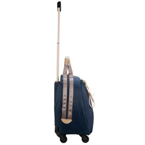≪カナナプロジェクト コレクション≫ ベル シリーズ◇1~2泊程度の旅に。 機内持ち込み 軽量キャリーバッグ 55361