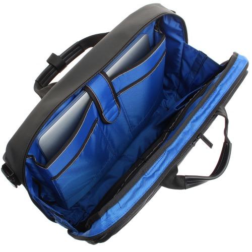 【30%OFF】≪invicta/インビクタ ピエル≫3wayタイプビジネスバッグ 持つ×背負う×掛ける ラミネート素材で雨の日も B4サイズ PC収納 59687