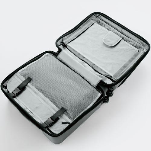 ≪ace./エース≫ ジェットパッカーs USBポート搭載ヨコ型スーツケース 機内持込み対応サイズ 05596