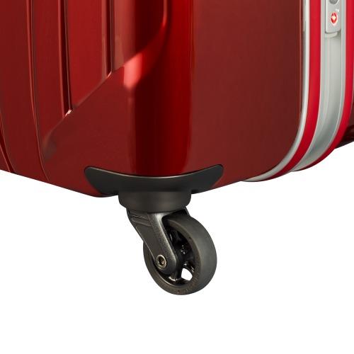 ≪ワールドトラベラー/サグレス≫ 機内持込サイズ キャスターストッパー付 フレームタイプスーツケース 2~3泊程度の旅行に 31リットル  06061