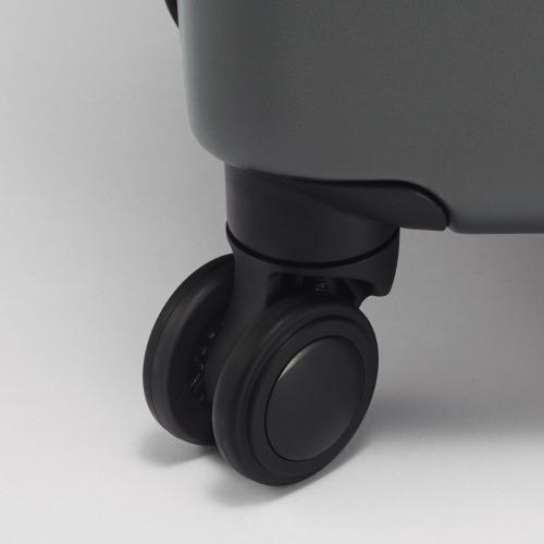 ≪ace. /エース≫ コーナーストーンZ スーツケース ジッパータイプ フロントオープンポケット付き 36リットル 機内持込サイズ 2~3泊程度のご旅行に 06235