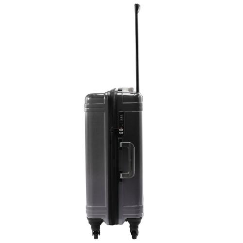 ≪ZEROBRIDGE/ゼロブリッジ≫ モントローズ スーツケース 50リットル ファスナータイプ 3~4泊程度の旅行に 印象的なグラデーションカラー/キャスターストッパー搭載 06432