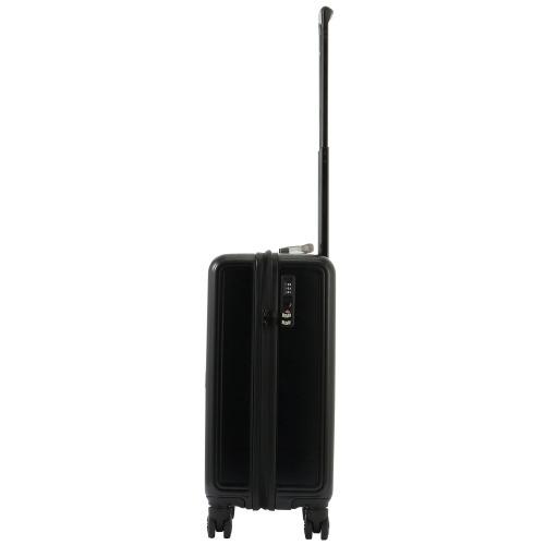≪ZEROBRIDGE/ゼロブリッジ≫ ワイス スーツケース 35リットル ファスナータイプ 機内持込対応サイズ 06441