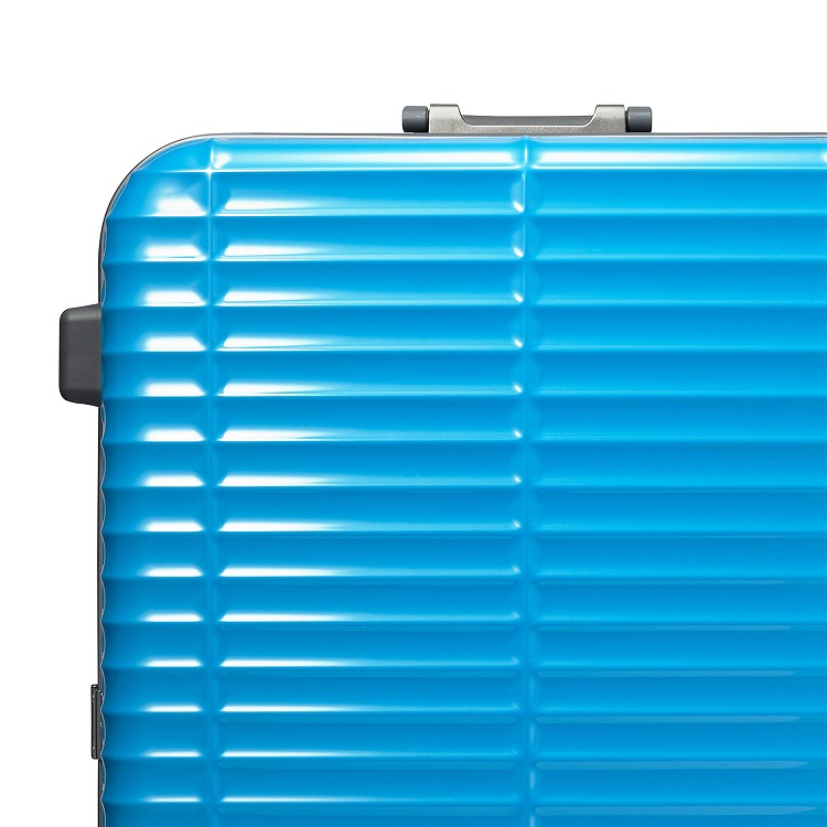 【限定カラー】≪Proteca/プロテカ≫ ストラタムLTD スーツケース フレームタイプ 64リットル マグネシウム合金フレーム採用 5~6泊の旅行に 07911