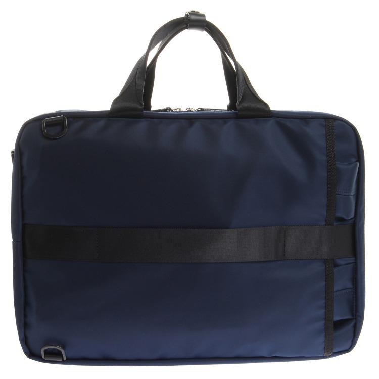 ≪PLUS STYLE/プラススタイル≫ クルーク 3WAYバッグ 2気室/A4サイズ収納/13インチPC対応 ビジネスリュック 14496