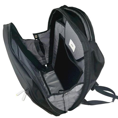 ≪ace. デュラテクト≫自転車通勤に便利。リュックタイプのビジネスバッグ。B4収納1気室 30424