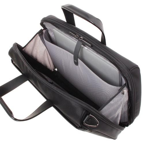 ≪ace. ディバイダーアクシス≫毎日の通勤に人気のA4ビジネスバッグ 仕分けに便利な2気室仕様 PC収納  30443