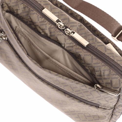 ≪ace. ウィルカール≫ ウエストポーチ ジャガード織りが上品なトラベルシリーズ 54641