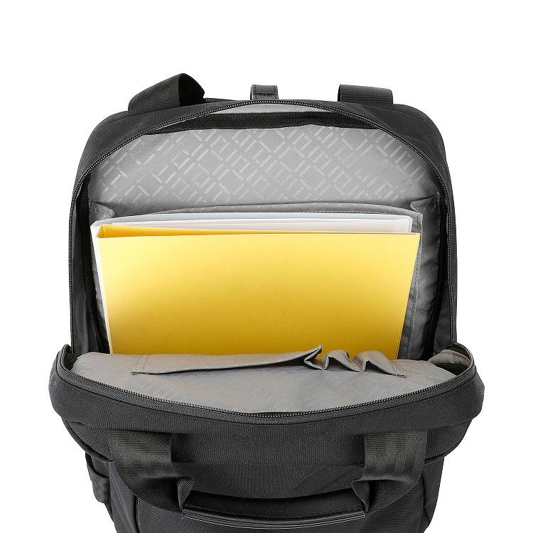 ≪ace./エース≫ ホバーライト クラシック /バックパック 軽量スリムでPC収納。自転車通勤に最適なA4対応2気室リュック 62046