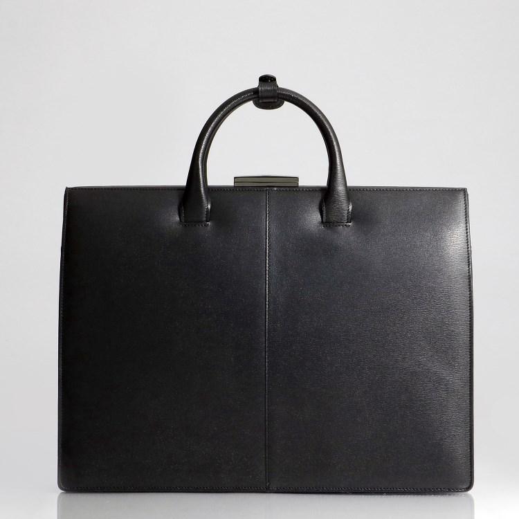 ≪OFFERMANN ベルティ≫ビジネスバッグ B4サイズ収納可  薄マチダレスバッグ 76537