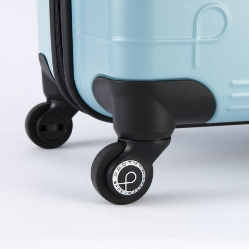 """≪プロテカ ステップウォーカー≫ スーツケース """"大型サイズ"""" 135リットル 自由自在に操れる3Way走行 2週間以上の長期旅行に 02894"""