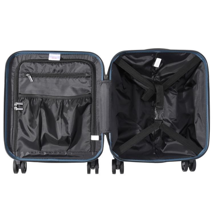 ≪ACE/エース≫ マトロ スーツケース 機内持込サイズ 25リットル  ジッパータイプ 1~2泊程度の旅行や出張に 06073