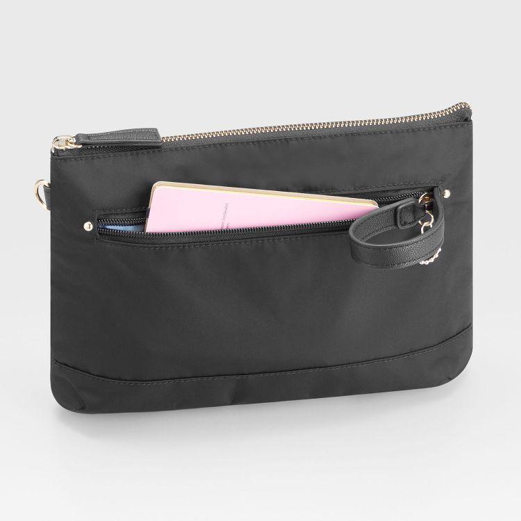 ≪カナナプロジェクト≫SP-1  2nd  ショルダーバッグ  街歩きに 長財布も入るのに大きく見えない横型ショルダーバッグ  31904