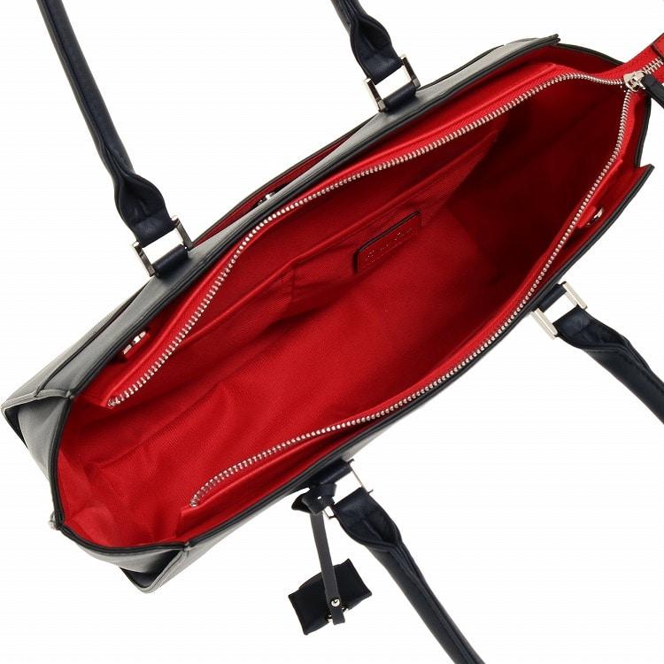 ≪JEWELNA ROSE/ジュエルナローズ≫カリーナ トートバッグ A4サイズ レディース ベーシック シンプル 通勤バッグ 通学バッグ 32657