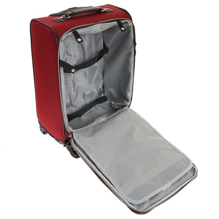≪ace./エース≫ グリッテリーTR キャリーケース 29リットル 機内持込サイズ 1~2泊の旅行に レインカバー付き 35242