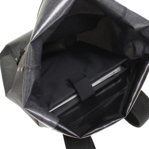 ≪ZEROBRIDGE/ゼロブリッジ≫ ナッソー バックパック ロールトップタイプ 防水性に優れたカジュアルバックパック 15インチPC収納 37092