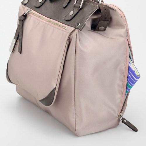 ≪Kanana project/カナナプロジェクト≫カナナ ユリ2 ★普段使い~お仕事まで。B5サイズ ハンドバッグにもなるリュックサック小 55291