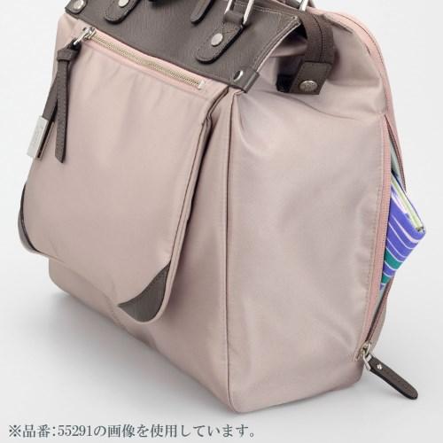 ≪Kanana project/カナナプロジェクト≫カナナ ユリ2 ★普段使い~お仕事まで。A4サイズ ハンドバッグにもなるリュックサック大 55292