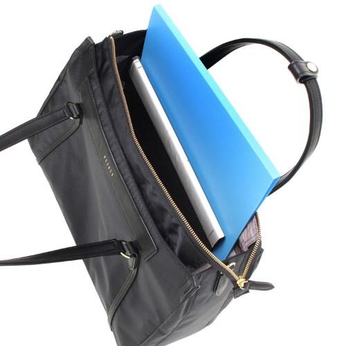 【30%OFF】 エースアウトレット限定商品 ≪ピジョール セルジー≫レディースビジネスシリーズ 毎日の通勤に。かさばるポーチ、多い荷物も安心!厚マチB4トートバッグ 55493
