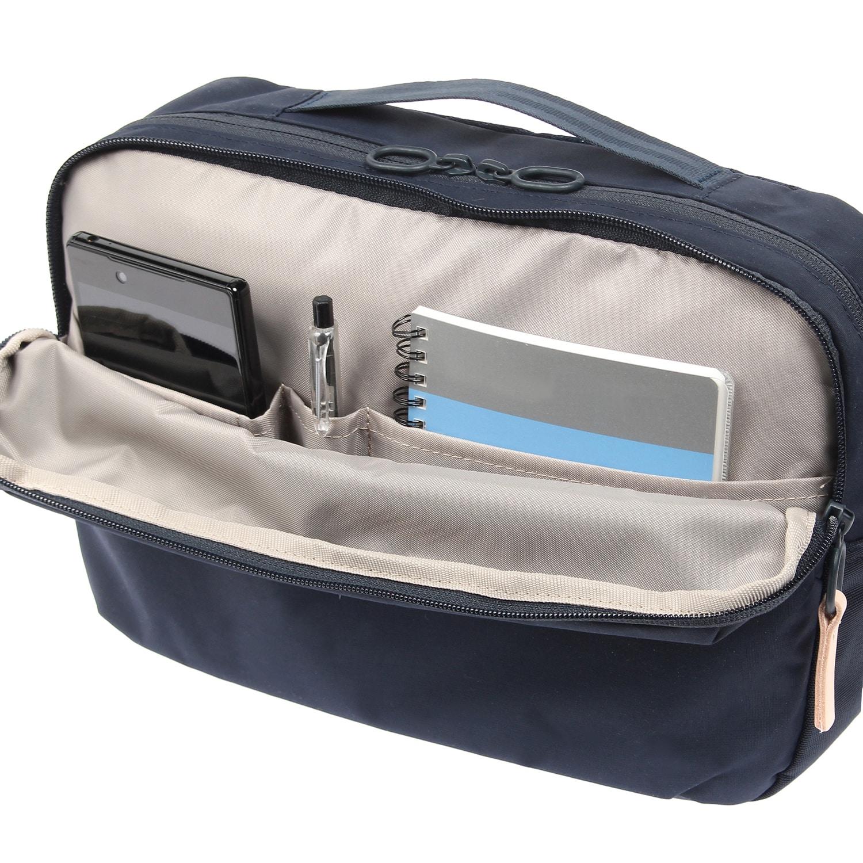 ≪ace. /エース≫ ジョガベル ボディバッグ ワンショルダーバッグ タブレット収納 59611
