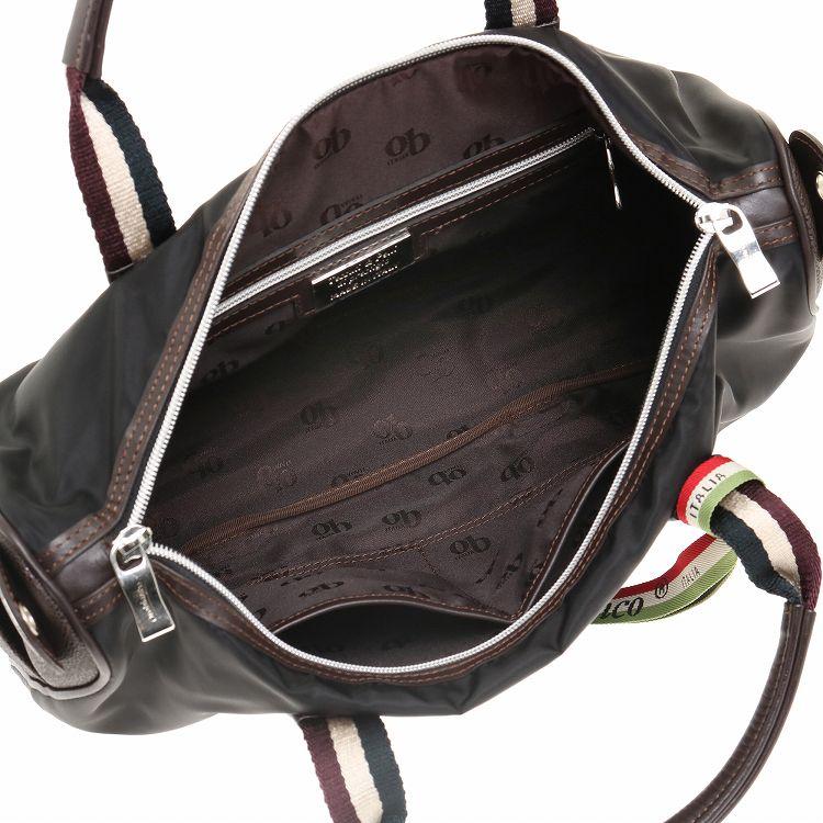 ≪オロビアンコ 3C SALTATA-G 01≫ ビジネスバッグ シーンを選ばず使える、定番人気のナイロンビジネスバッグ 90030