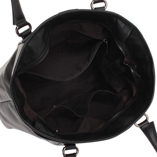 ≪エフ・クリオ/F.CLIO≫ コラッジョ ヨコ型 トートバッグ オン・オフ使える レザーカジュアルトート 97116
