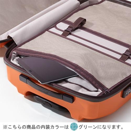 ≪プロテカ フリーウォーカー≫1週間~10泊程度のご旅行用スーツケース 84リットル 02523