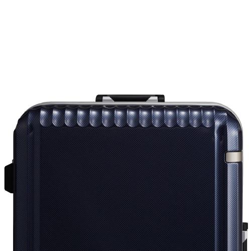 ≪ace. パリセイドF≫ 96リットル 1週間以上の長期旅行に♪ 大容量フレームタイプスーツケース 05573
