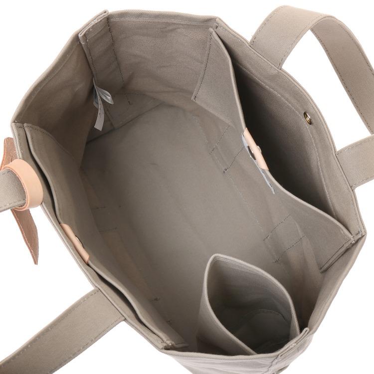 ≪PLUS STYLE/プラススタイル≫カーペンター トートバッグ/ちょっとしたおでかけから通勤まで シンプルな見た目ながらポケット充実 A4サイズ対応 ペットボトルポケット付 Mサイズ 14312