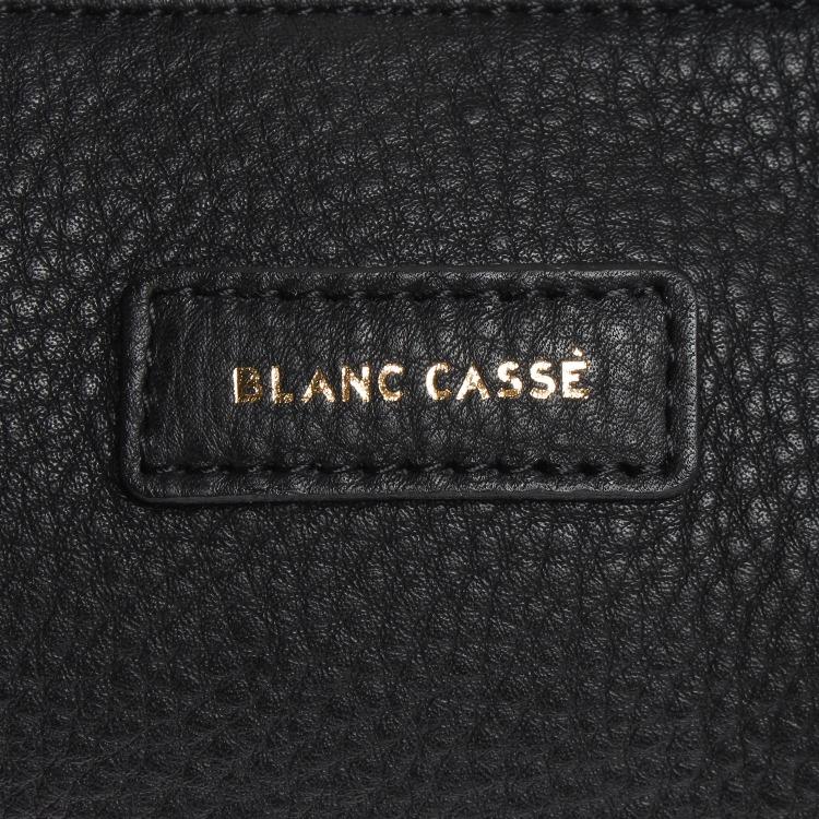 ≪BLANC CASSE/ブランカーセ≫ クルーエ レザー2WAY トートバッグ ショルダーバッグ A4サイズ対応 14642