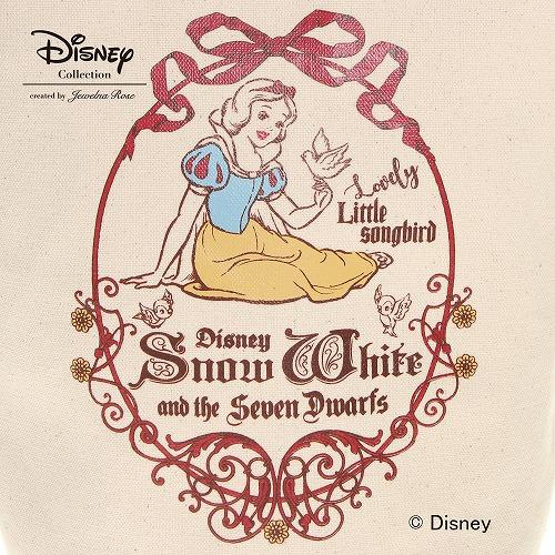 "≪JEWELNA ROSE/ジュエルナローズ≫ Jewelna Rose TROTTEUR ""Snow White"" 白雪姫 限定トートバッグ 33548"