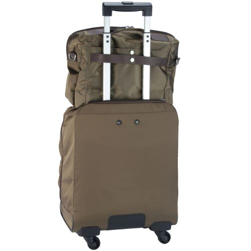 ≪ace.バスティーク≫ショルダーバッグ◇観光におすすめ!機内持込みバッグにも♪手持ちもできる2wayショルダーバッグ B5サイズ 54604