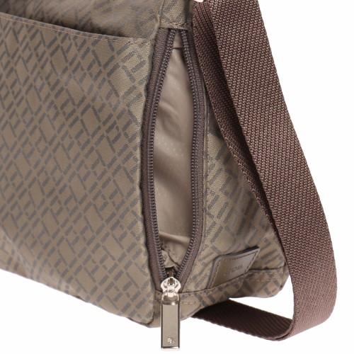≪ace. ウィルカール≫ ショルダーバッグ 横型 ジャガード織りが上品なトラベルシリーズ 54643
