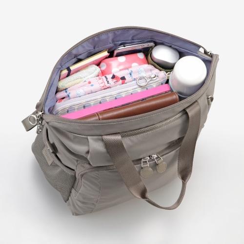≪Kanana project/カナナプロジェクト≫カナナ  ワンデイパック トートバッグにもなるB4サイズ2WAYリュック!これひとつで1泊旅行もOK♪ 54793