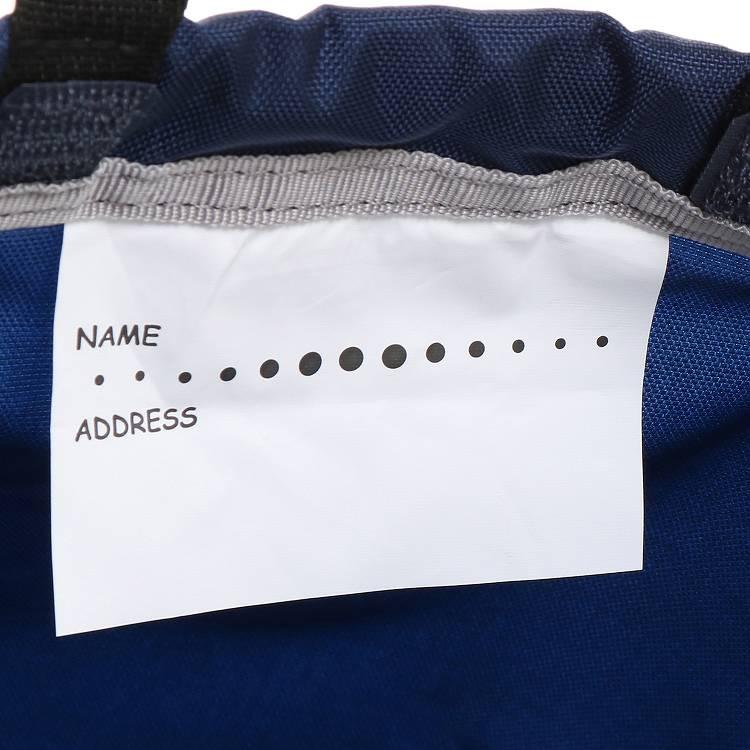 ≪adidas/アディダス≫ ナップサック リュックサック  体操着・着替えなどの収納に 57262