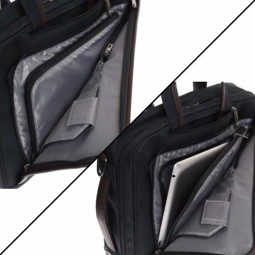 ≪ ace./エース EVL-3.0 ≫ PC・タブレット収納対応 A4サイズ 3WAYタイプ ブリーフケース 10リットル 59514