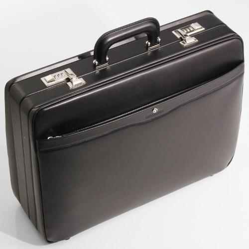 ≪OFFERMANN べクトラ≫レザーアタッシェ B4  オファーマンを代表するプレステージビジネスバッグ 76393