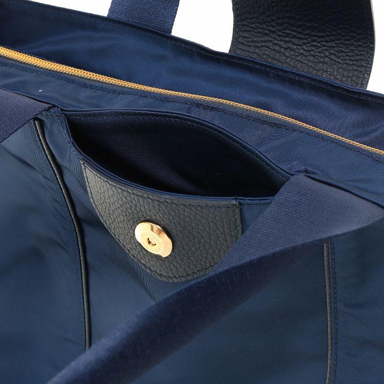 ≪オロビアンコ  NADINE-H≫ Women Collection「DONNAROSA」レザーフラップが特徴のタテ型トートバッグ 90268