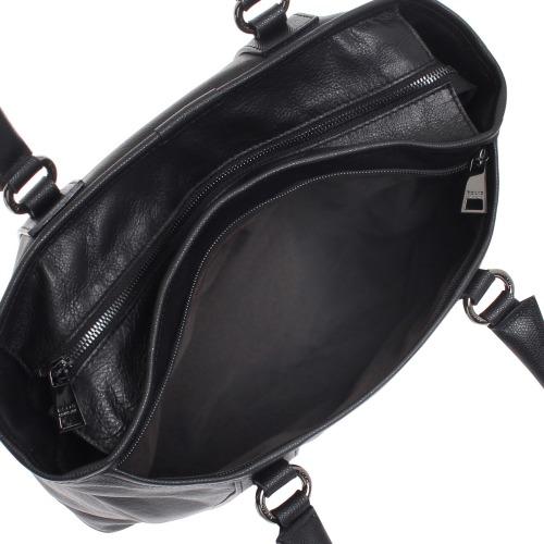 ≪エフ・クリオ/F.CLIO≫ コラッジョ タテ型 トートバッグ オン・オフ使える レザーカジュアルトート 97117