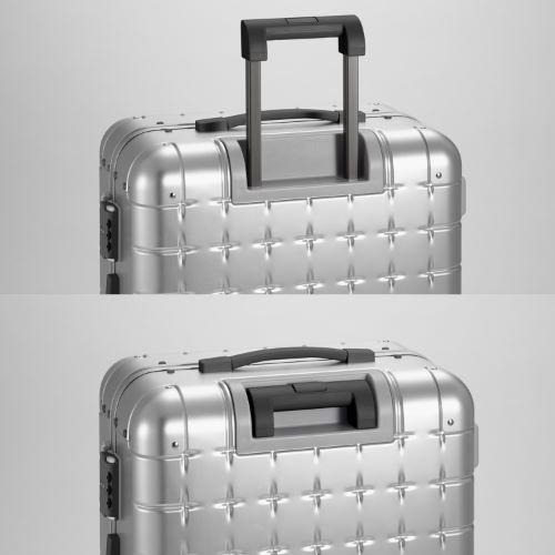 ≪プロテカ 360 アルミニウム/PROTECA  360≫4,5泊程度の旅行におすすめスーツケース 69リットル   00672