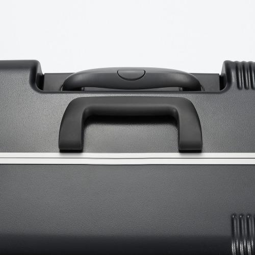 ≪ace. / カーンF≫ フレームタイプスーツケース 70リットル サイレントキャスター搭載 1週間程度の旅行に  日本製 04092